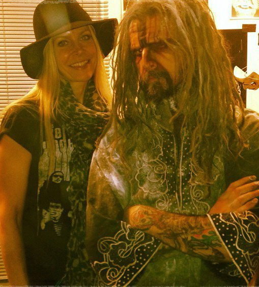 photo-Rob-Zombie-vocal-band-White-Zombie