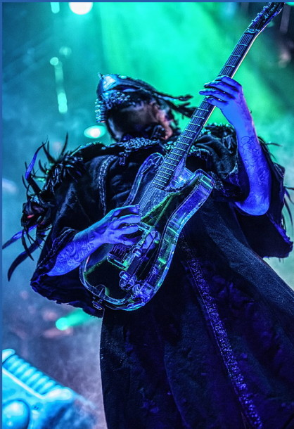 photo-Rob-Zombie-concert-rock-tour-2013